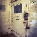 Abandoned bunker.
